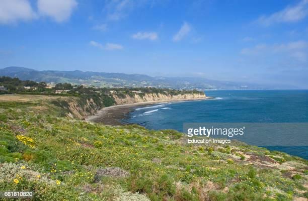 Point Dume, Malibu, Los Angeles County, California.