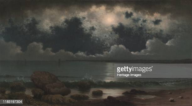 Point Judith Rhode Island 18671868 During the 1860s and 1870s many American painters shifted their interest from rendering clearcut welllit scenes of...