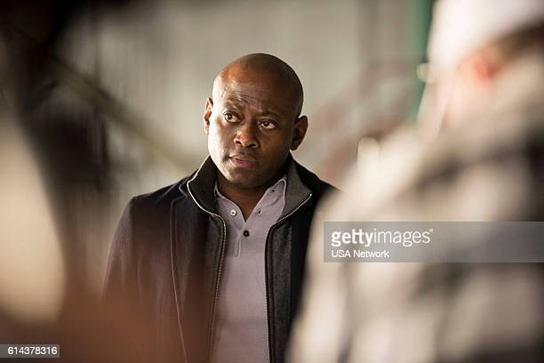 """Point of Impact"""" Episode 101 -- Pictured: Omar Epps as Isaac Johnson --"""