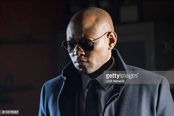SHOOTER 'Point of Impact' Episode 101 Pictured Omar Epps as Isaac Johnson