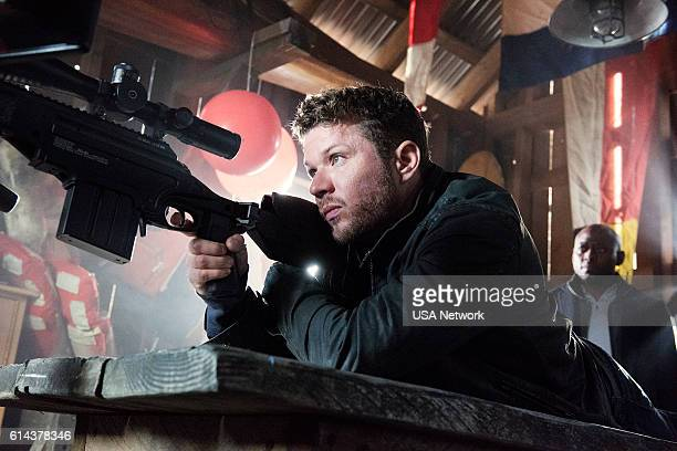 SHOOTER 'Point of Impact' Episode 101 Pictured Ryan Phillippe as Bob Lee Swagger