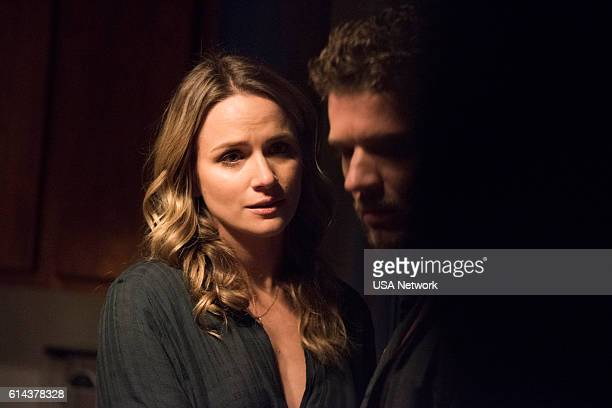 SHOOTER 'Point of Impact' Episode 101 Pictured Shantel Vansanten as Julie Swagger Ryan Phillippe as Bob Lee Swagger