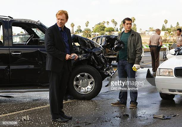 'Point of Impact' When the CSIs investigate who or what caused a horrific car accident both drivers' darkest secrets are revealed on CSI MIAMI Monday...