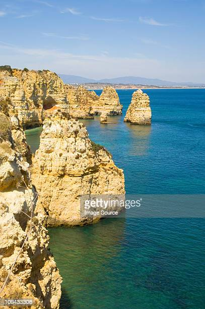Point of Pity, Ponta da Piedade, Lagos, Algarve, Portugal