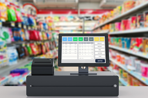 point of sale system for store management 803878498