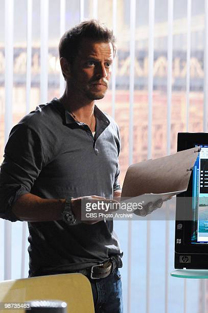'Point of View' Danny Messer on CSINY scheduled to air Wednesday May 19 on the CBS Television Network