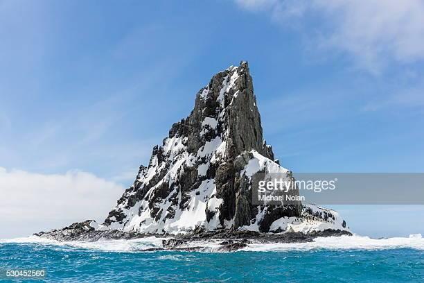 Point Wild, Elephant Island, South Shetland Islands, Antarctica, Polar Regions