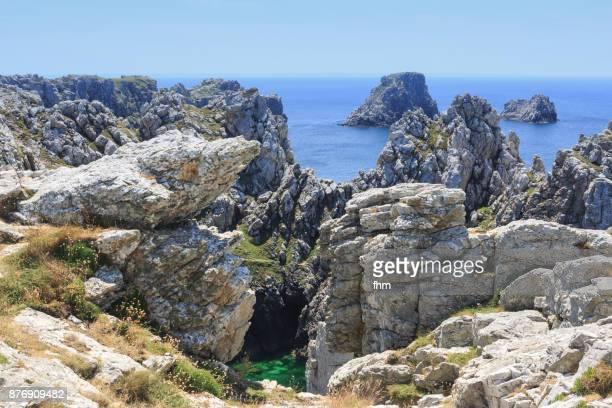 Pointe du Raz (Finistere/ Brittany/ France)