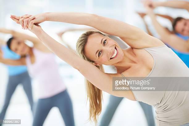 Zeigt den Weg zu Gesundheit und fitness