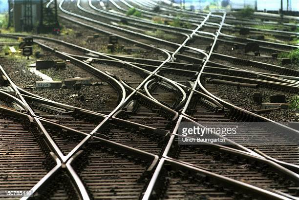 Points and rails