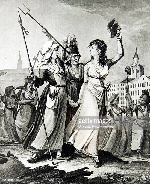 poisardes parisiennes 1789 The Women's March on Versailles also known as The October March The October Days or simply The March on Versailles was one...