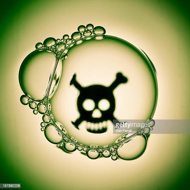 Poison bubbles