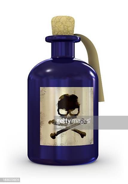 poison - potion stock photos and pictures