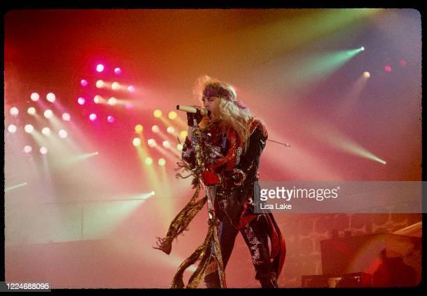 Poison singer Bret Michaels performs in Philadelphia on November 20 in Philadelphia, Pennsylvania.