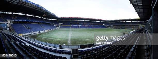 Pokalen , semifinal Brøndby vs. Esbjerg - Brøndby Stadium. © Lars Rønbøg, FrontzoneSport.dk