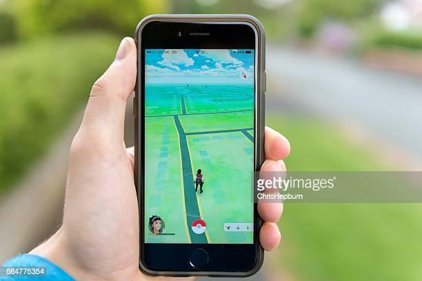 Pokemon Go, iPhone 6