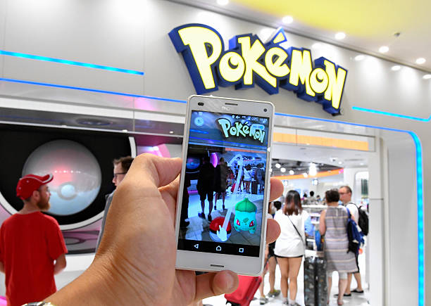 Pokemon Go Launch In Japan Photos and Images | Getty Images