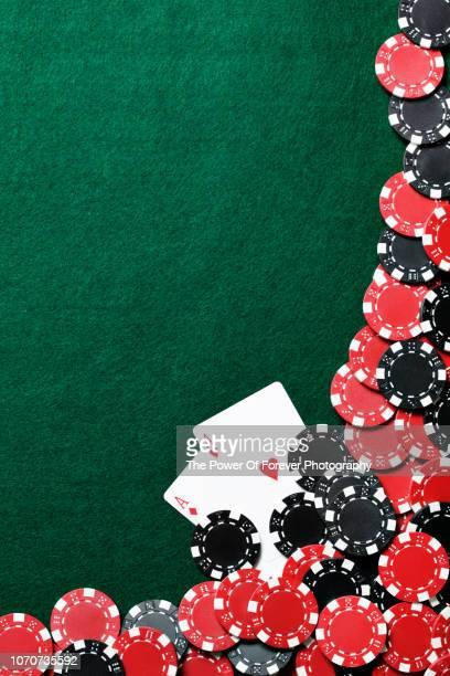 poker background - paire photos et images de collection