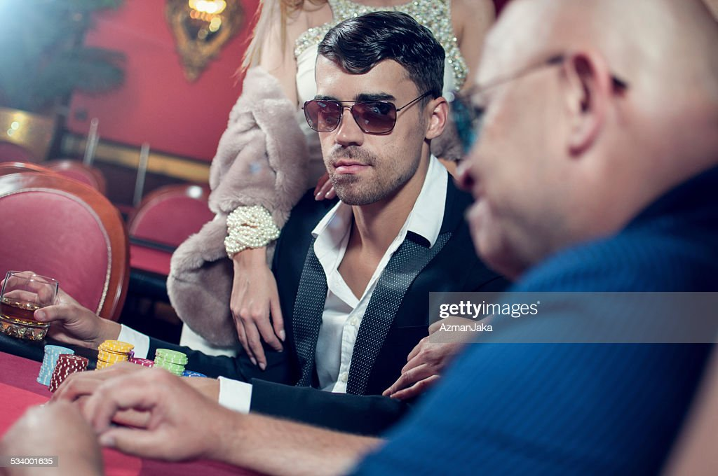 Poker Champion : Stock Photo