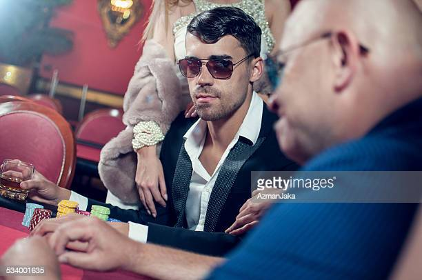 poker champion - texas hold 'em stock pictures, royalty-free photos & images