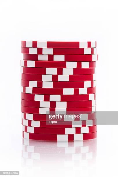 fichas de pôquer - ficha de apostas - fotografias e filmes do acervo