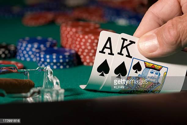 Mano de póquer