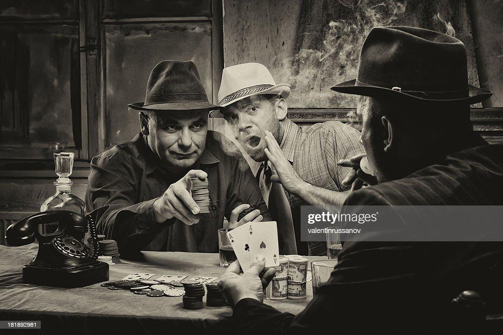 Poker : Stock Photo