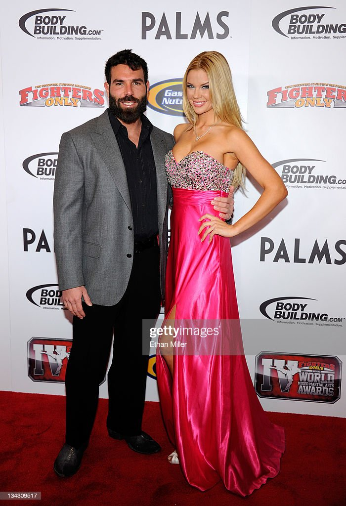 Fighters Only World Mixed Martial Arts Awards 2011 : News Photo