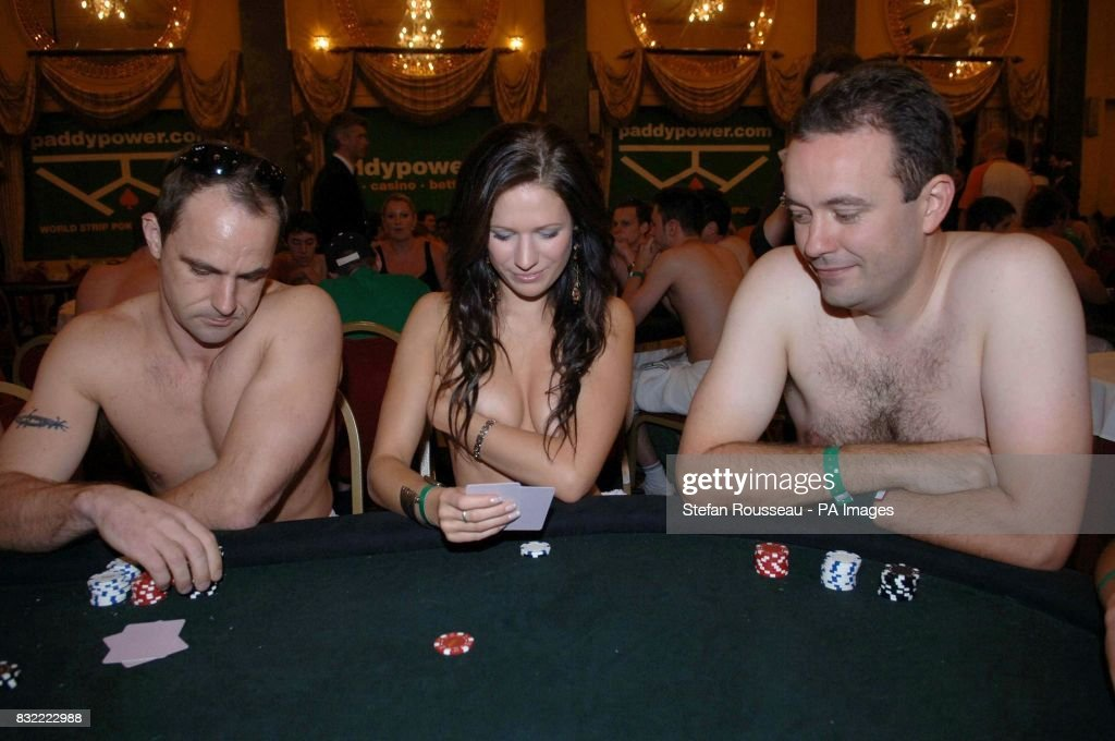 strip poker pictures