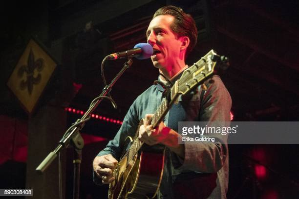 Pokey LaFarge performs at Tipitina's on December 10 2017 in New Orleans Louisiana