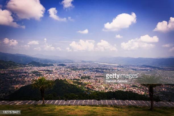 pokhara, nepal - pokhara stock pictures, royalty-free photos & images