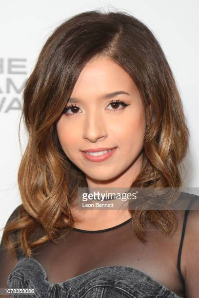 Pokimane attends The Game Awards 2018 - Arrivals at Microsoft Theater on December 06, 2018 in Los Angeles, California.