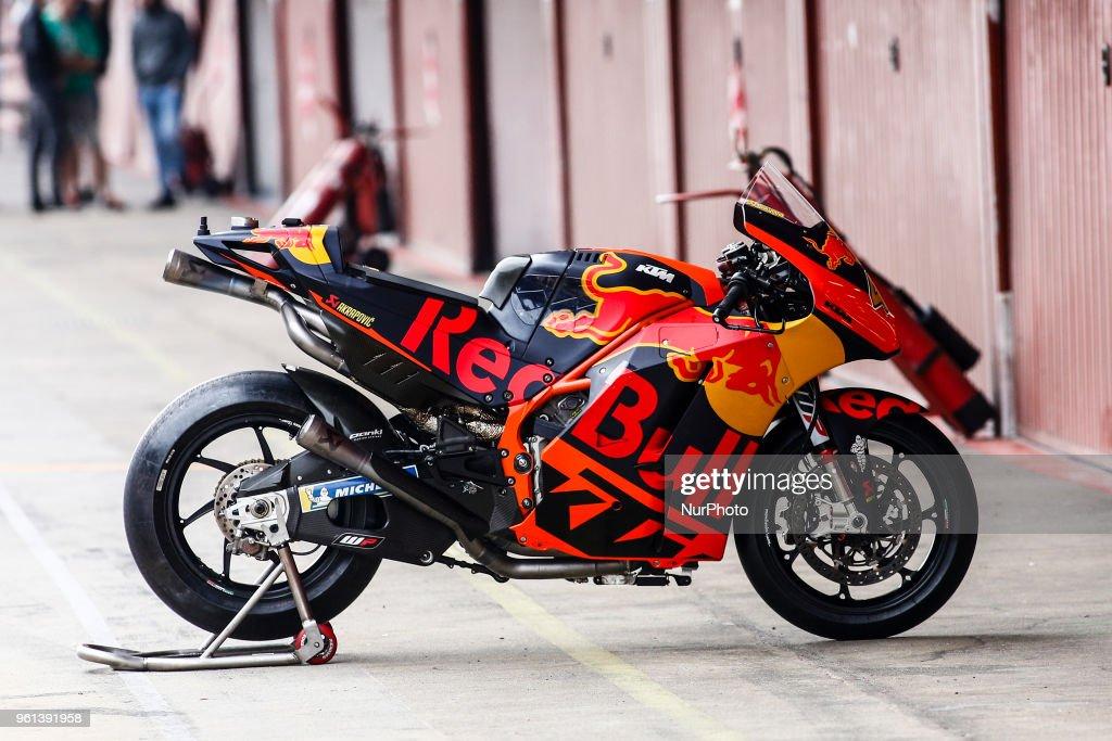 Moto GP - Tests : News Photo