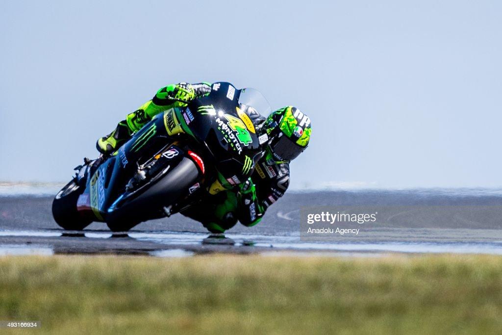 MotoGP of Australia -  Sunday Free Practice : News Photo
