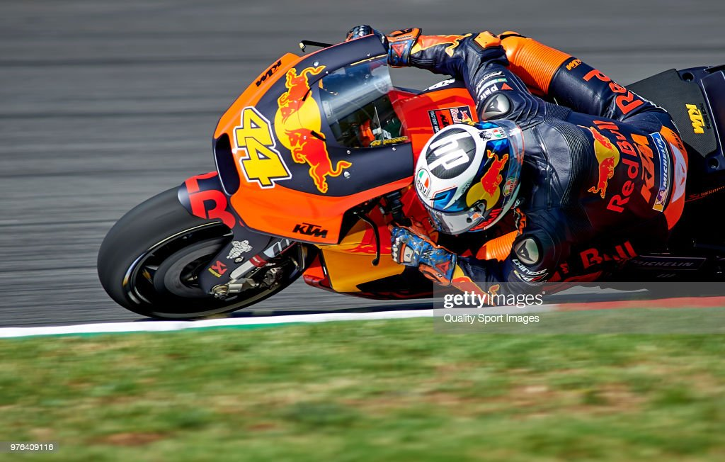 MotoGp of Catalunya - Qualifying : News Photo