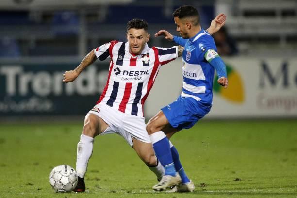 NLD: PEC Zwolle v Willem II - Dutch Eredivisie