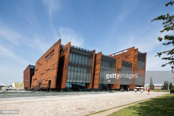 Polen, Danzig. Europäische Solidarität Zentrum