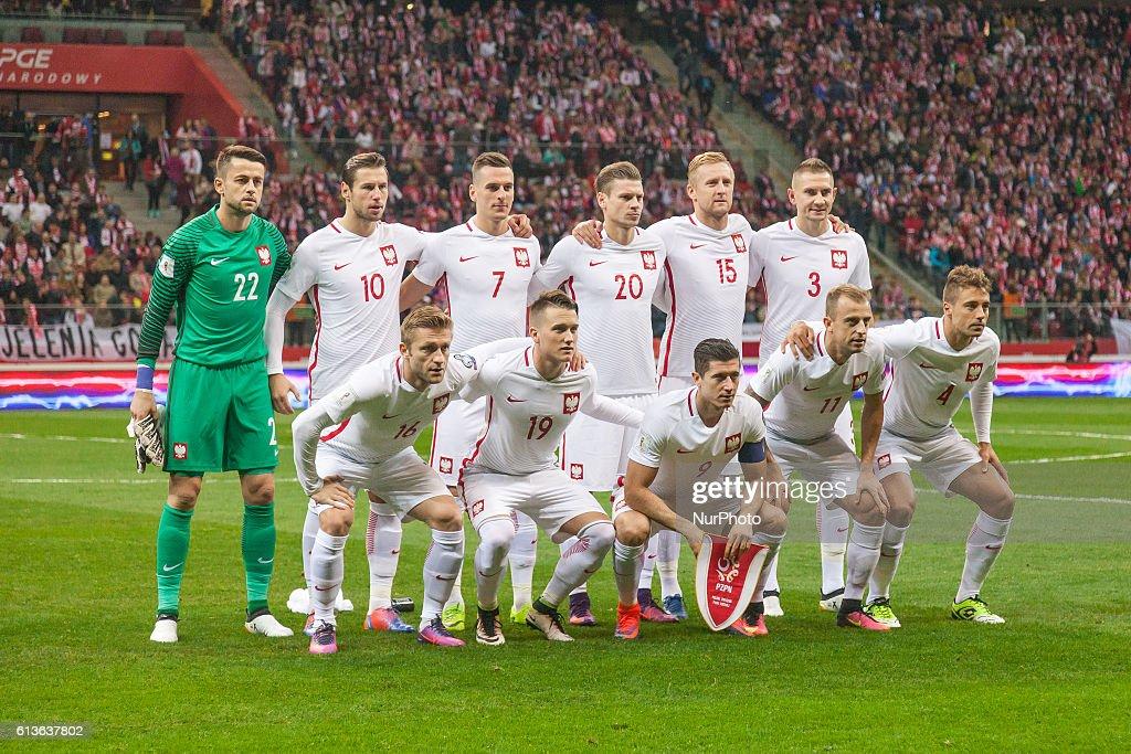 Poland v Denmark - FIFA 2018 World Cup Qualifier : ニュース写真