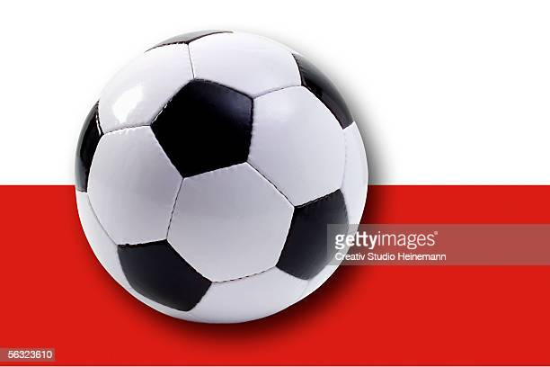 poland, participant of football world championship 2006 - polish culture stock photos and pictures