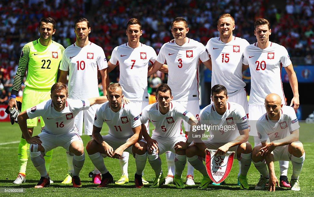 Switzerland v Poland - Round of 16: UEFA Euro 2016 : News Photo