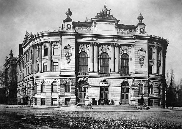 Technical University - probably in the 1910s