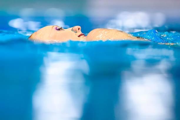 KOR: Gwangju 2019 FINA World Championships: Artistic Swimming - Day 4