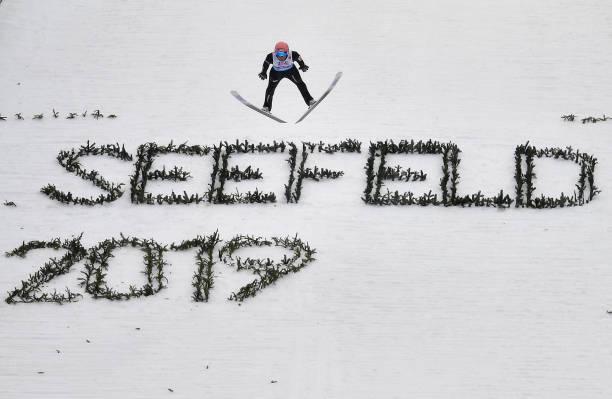AUT: FIS Nordic World Ski Championships - Men's Ski Jumping HS109