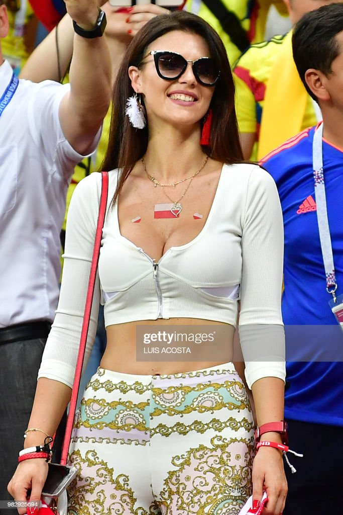 polands-fan-smiles-before-the-russia-2018-world-cup-group-h-football-picture-id982925694