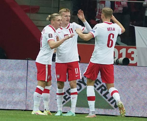 POL: Poland v San Marino - 2022 FIFA World Cup Qualifier