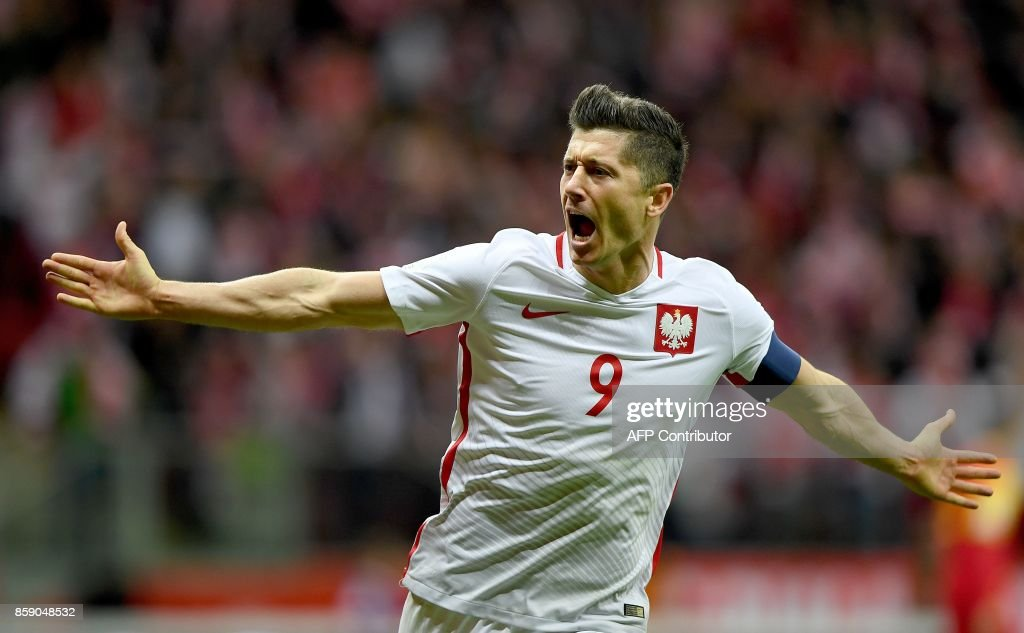 Poland v Montenegro - FIFA 2018 World Cup Qualifier