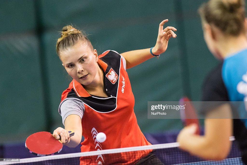 Poland v Switzerland - Table Tennis European Championships Qualifications