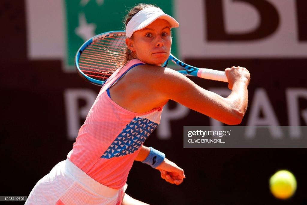 TENNIS-ITA-WTA-2020 : News Photo