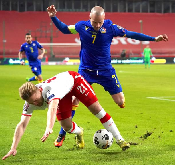 POL: Poland v Andorra - FIFA World Cup 2022 Qatar Qualifier