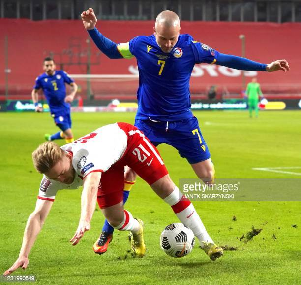 POL: Poland v Andorra - FIFA World Cup 2022 Qatar Qualifier